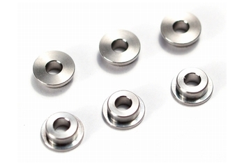 MODIFY Stainless Bushing 6mm (6 pcs)