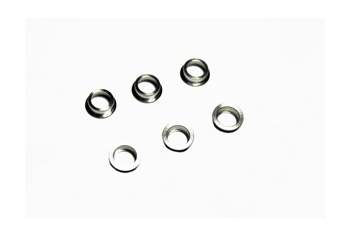 MODIFY Stainless Bushing for Modular Gearset 6mm (6 pcs)