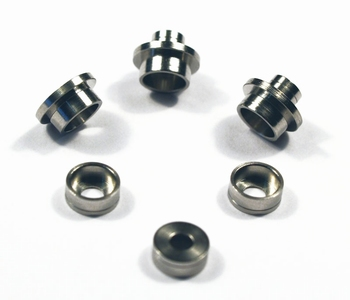 MODIFY Stainless Bushing, Modular Smooth Gearset 6mm (6pcs)