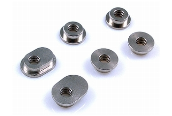 MODIFY Stainless Bushing for P90/M1A1 (6 pcs)