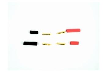 MODIFY Ultra Low Resistance Banana Connectors (2 pair/bag)