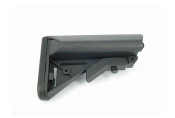 ASG Crane stock, M15/M4, black