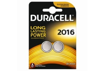 Duracell CR2016 (2-Pack)