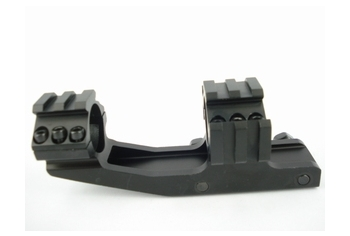 U-13 Double Scope Mount (X25,4mm/1 inch)