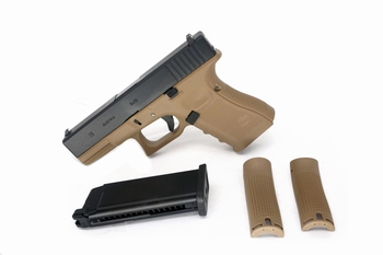 WE-Tech EU-19 Gen 4 TAN