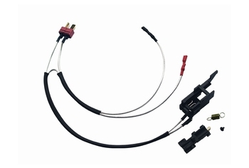 Modify V3 Front Quantum Low Resistance Wire Set (T-Plug)