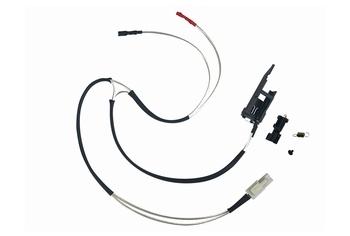 Modify V3 Rear Low Resistance Wire Set (Tamiya)