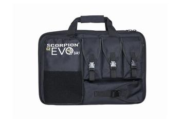 ASG CZ Scorpion EVO3 A1 bag with custom foam inlay