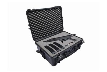 ASG CZ Scorpion EVO3 A1 field case with custom foam inlay