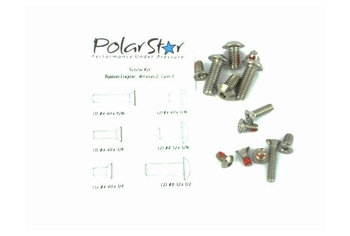 Polarstar FEV2 screw kit Version 2 Gen 3