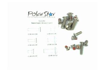Polarstar FEV2 screw kit Version 2 Gen 3