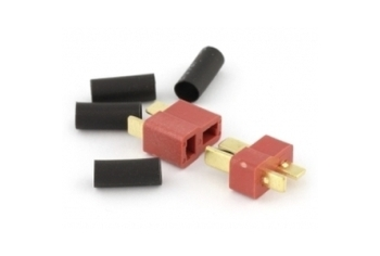 GATE Deans-T Connectors [pair]
