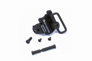BD MP7 Sling Swivel End BLK