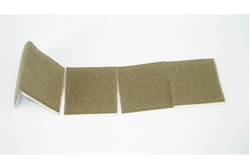 EMERSON Velcro Sticker TAN