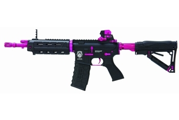 G&G GR4 G26 BP Black/Pink Electric Blow Back