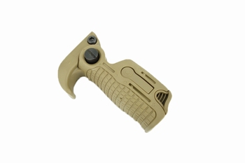 BD Foldable Grip for picatinny rail (Dark Earth)