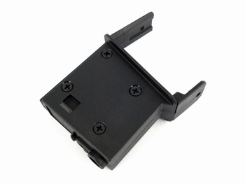 ICS Drum Mag Adapter for M4 Black