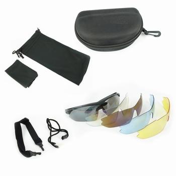 U-13 Tactical Glasses 5 Lens Kit