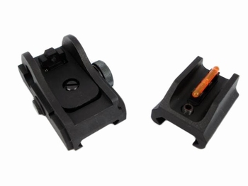 ASG CZ Scorpion EVO A1 Front & Rear sight