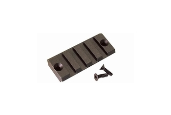 ICS MX5 Tactical Rail (21X50mm) Black