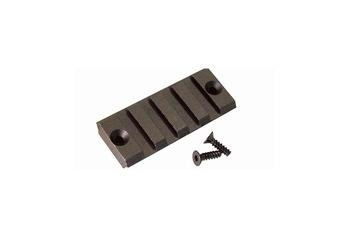 ICS MX5 Tactical Rail (21X50mm) Black