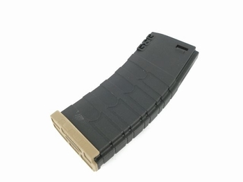 G&G 120R Mid-Cap Magazine for GR16 (Black/Tan)