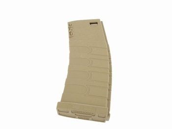 G&G 120R Mid-Cap Magazine for GR16 (Tan)