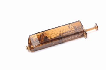 G&G BB Speed Loader (Transparent Brown)