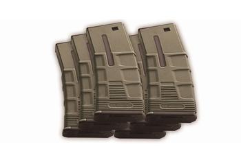 ICS TMAG H300 M4 Hi-cap Mag. DE -6pcs/box (300rd)