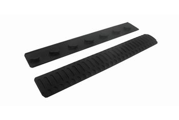 ICS Keymod Rubber Panel (2 pcs) Black