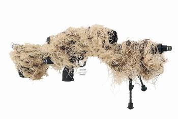Fosco Sniper rifle cover (desert)