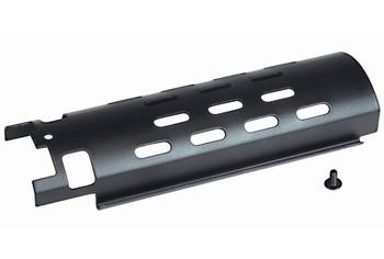 ICS CXP Upper Handguard Black