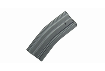ICS M4/M16 Series Low-Cap Mag. Metal - 1pc/bag Black