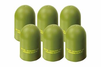ICS Cap for 40mm Grenade - 6pcs/box