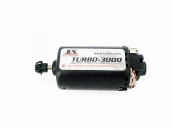 ICS New TURBO 3000 motor (short pin)
