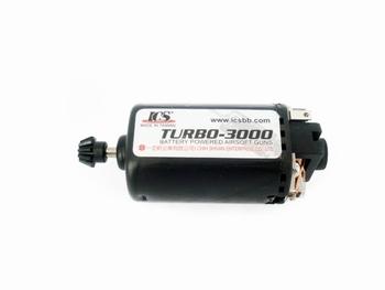 ICS New TURBO 3000 motor (short pin)