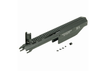 ICS APE Upper Receiver Set Black
