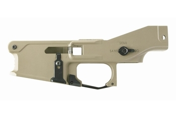 ICS APE Lower Receiver Set TAN