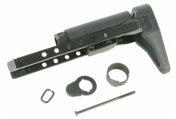 ICS QRS Tactical Retractable Black