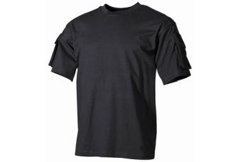 MFH US Combat T-Shirt Black