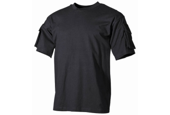 MFH US Combat T-Shirt Black