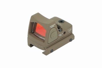 U-13 Red Dot Sight RM06 1x22 Tan