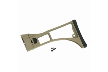 ICS G33 Lightweight Folding Stock Tan