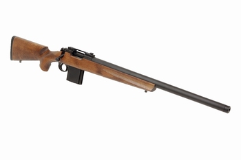 Action Army AAC01 Real Wood Gas Sniper Rifle