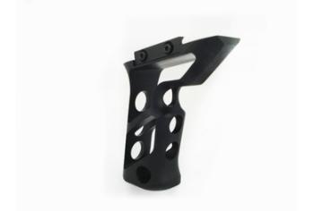 U13 CNC Aluminium Skeleton Grip Long