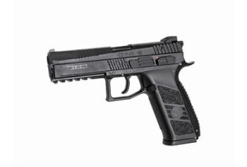 ASG CZ P-09 Black, Polymer Slide
