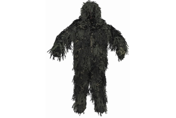 Jackal Ghillie Suit 3-D Body System