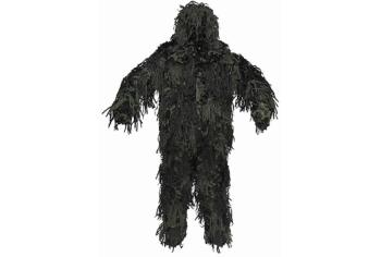 MFH Jackal Ghillie Suit 3-D Body System