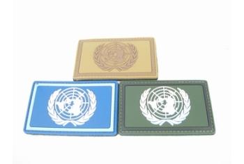 Patch PVC UN Vlag