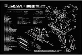 TekMat Ruger LC9